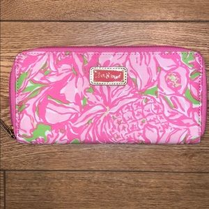 Lilly Pulitzer Wallet NWOT
